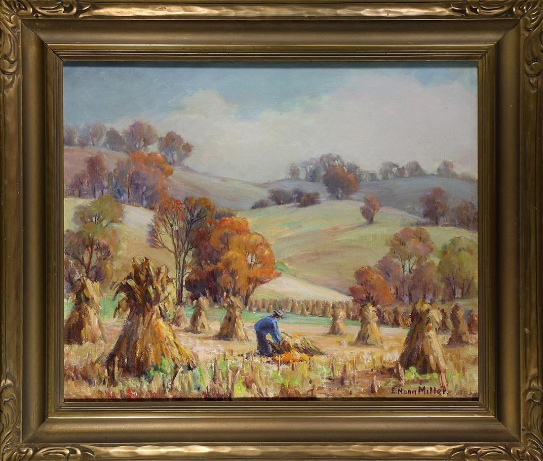 Painting, Evylena Nunn Miller