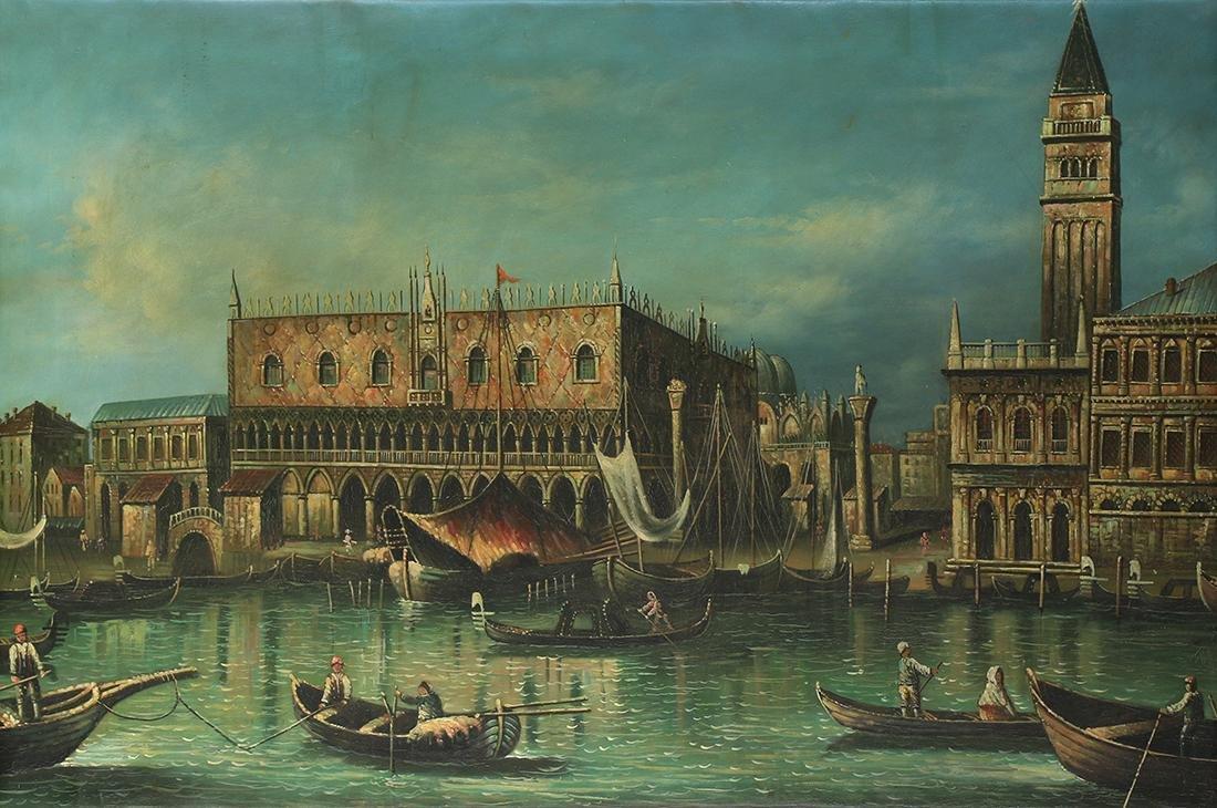 Painting, Venice