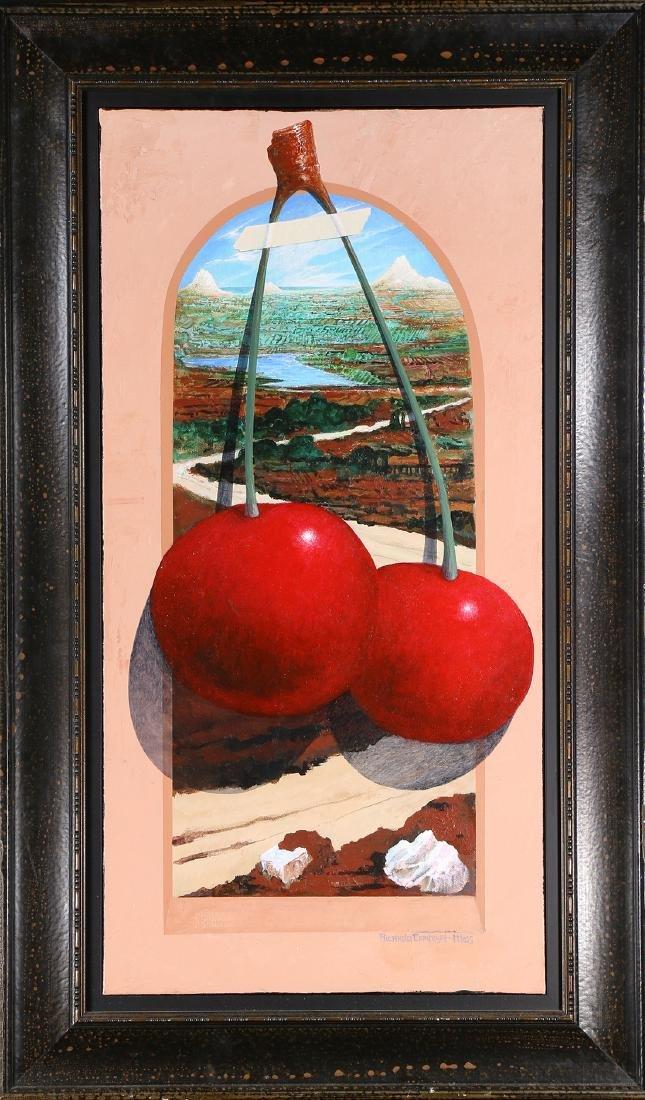Painting, Ricardo Carbajal-Moss