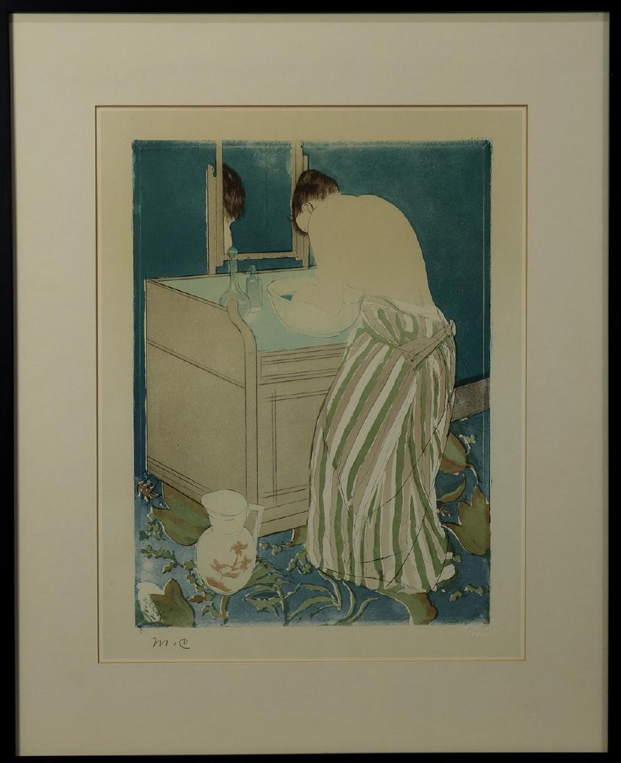 Print,  After Mary Cassatt