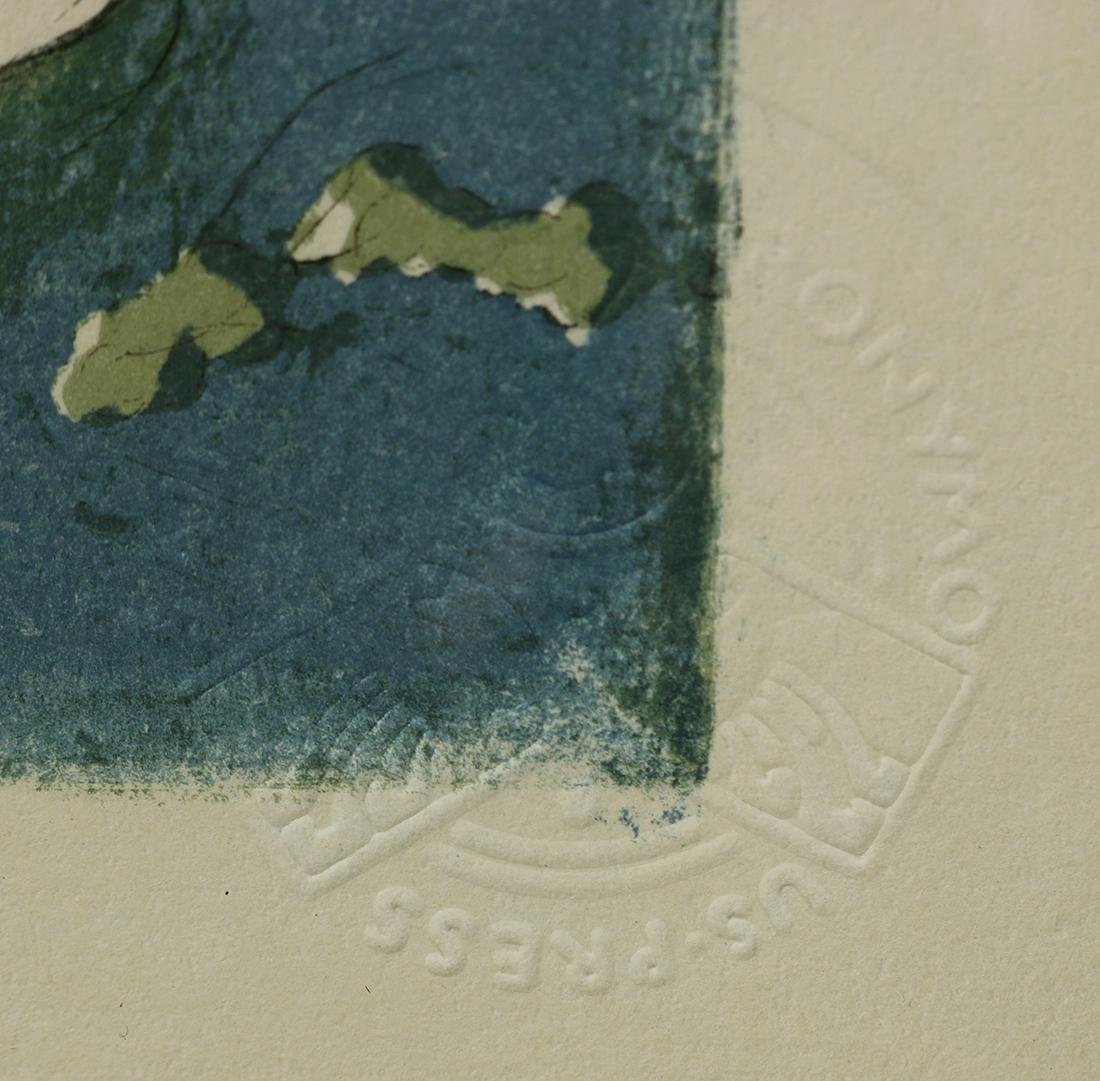 Print,  After Mary Cassatt - 3