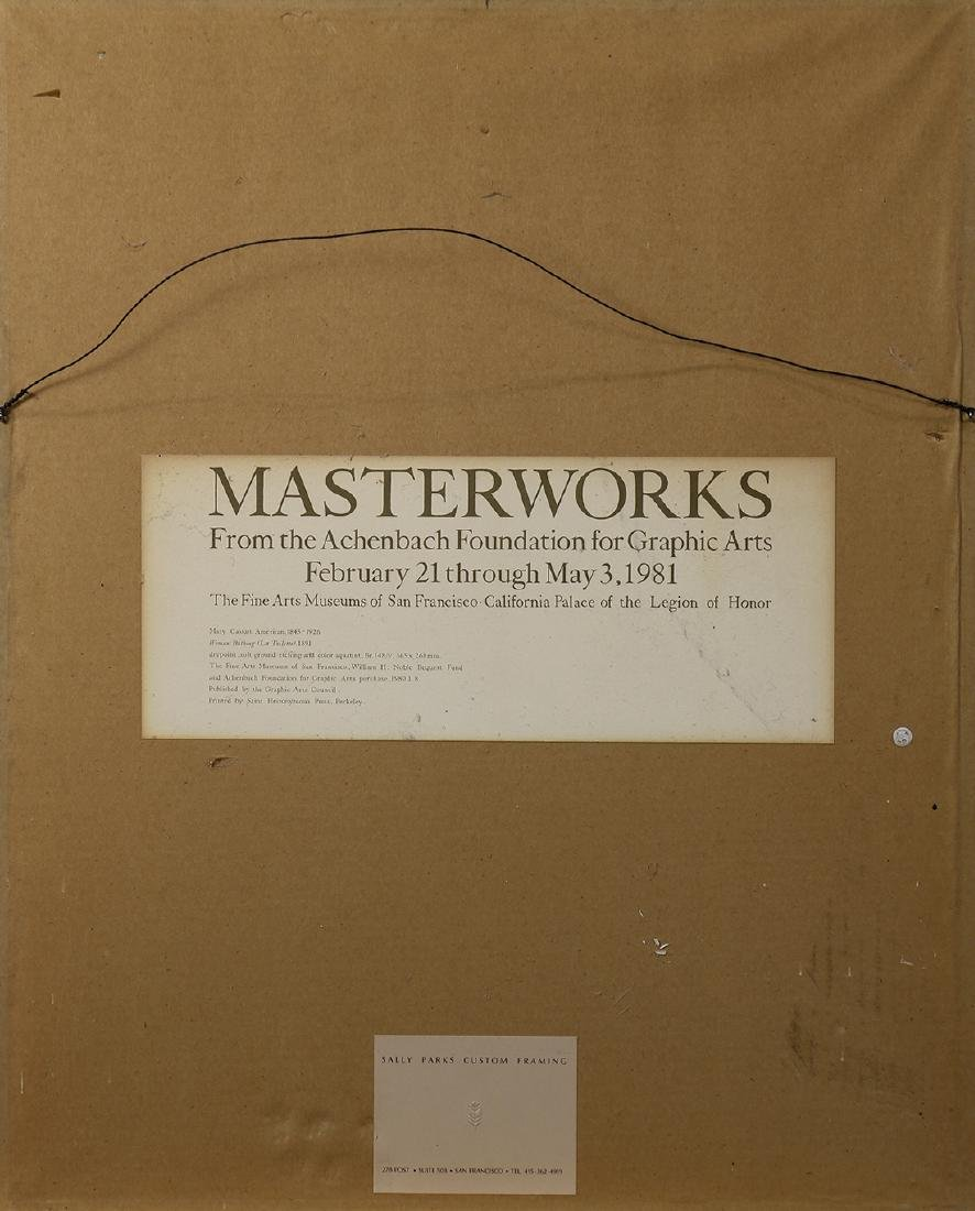 Print,  After Mary Cassatt - 4