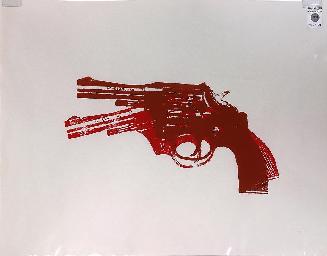 Print, After Andy Warhol