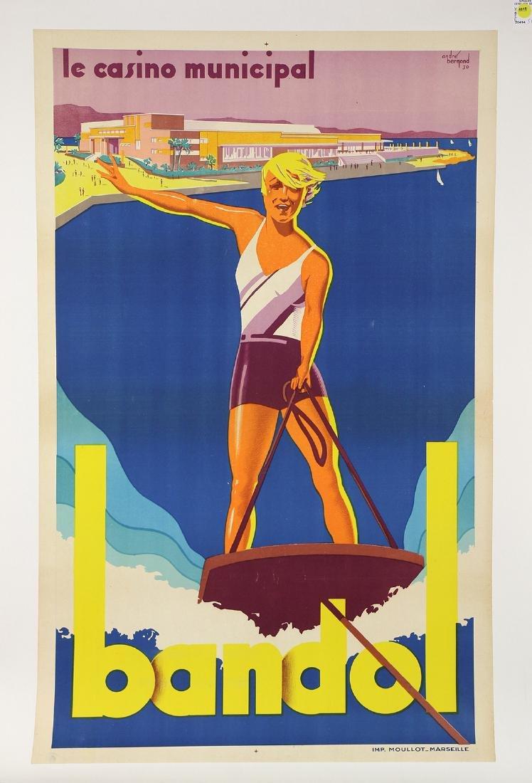 Vintage Poster, Andre Bermond