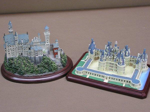 4017: Two Castle Models