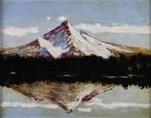 Painting, John Adams Spelman