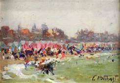 Painting, Edward Potthast