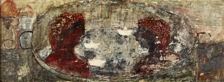 Painting, Gustavo Foppiani