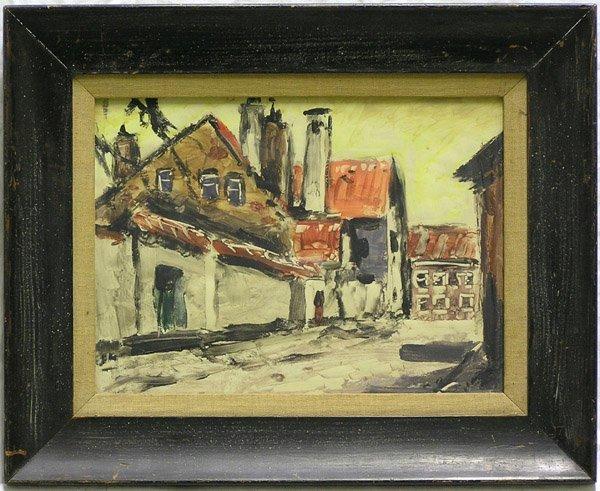 4001: Paintings Northern European Landscape