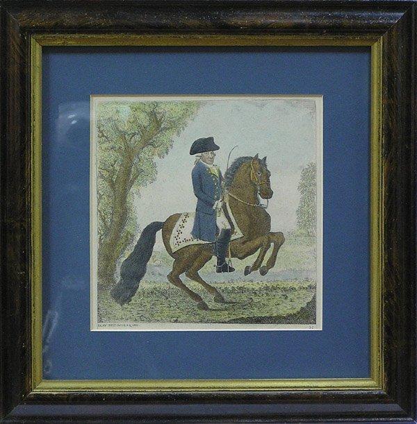 4003: Print John Kay Scottish Portrait