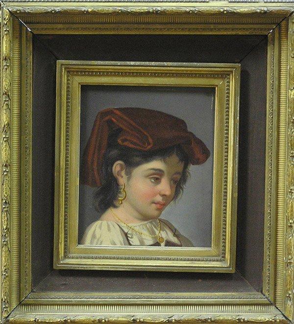 4004: Paintings European Portraits Children