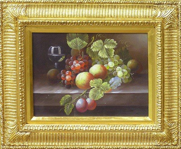 4005: Painting Still Life Fruit
