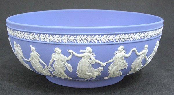 4023: Wedgwood Jasperware bowl