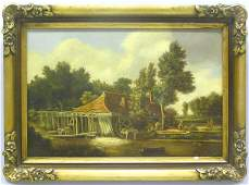 6351: painting Dutch Fels