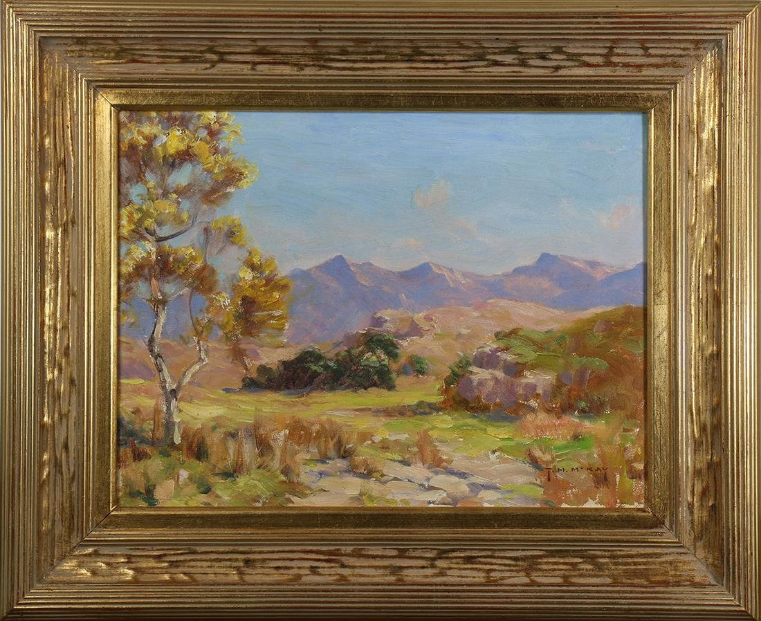 Painting, Thomas Hill Mckay