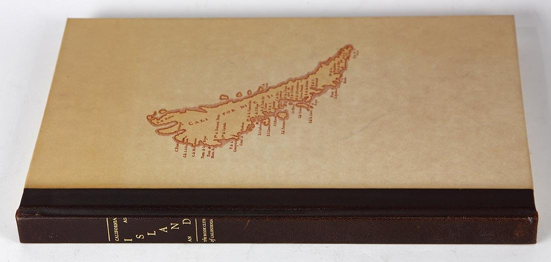"""""""California as an Island,"""" by John Leighly, S"""