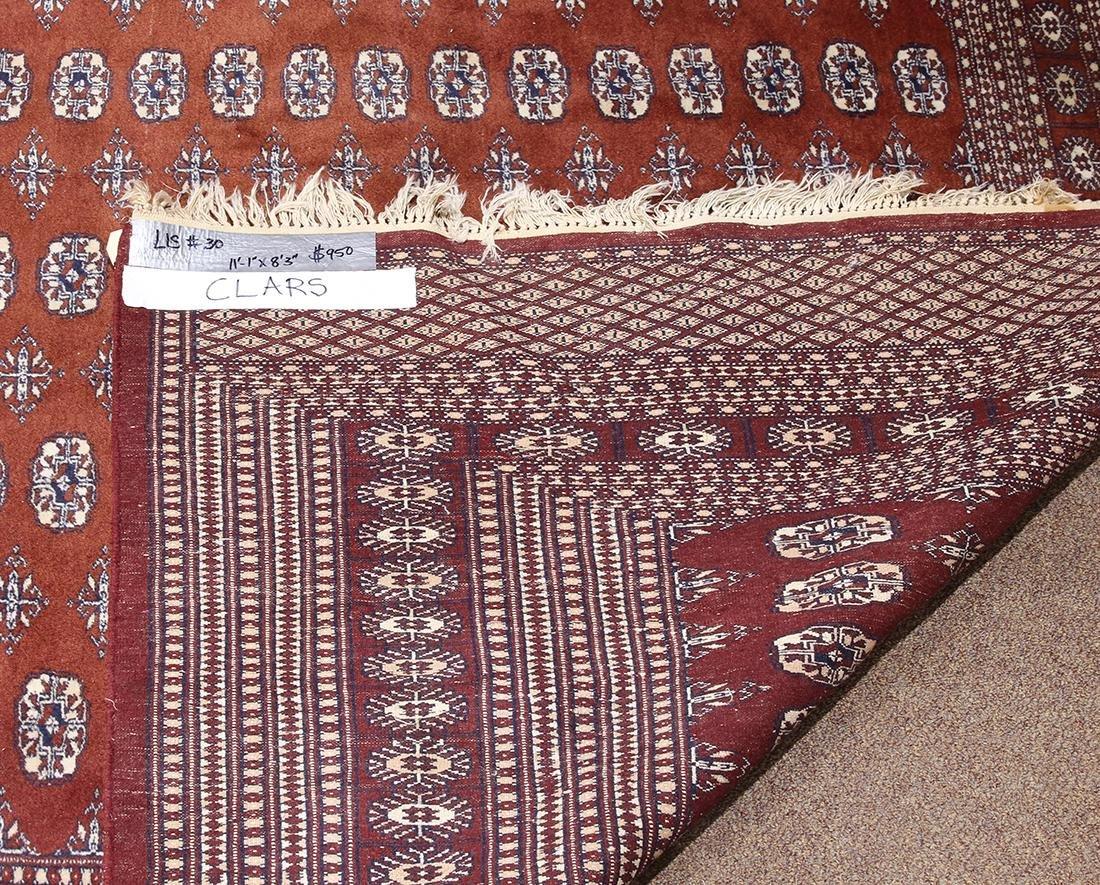 Pakistani Bokhara carpet - 2
