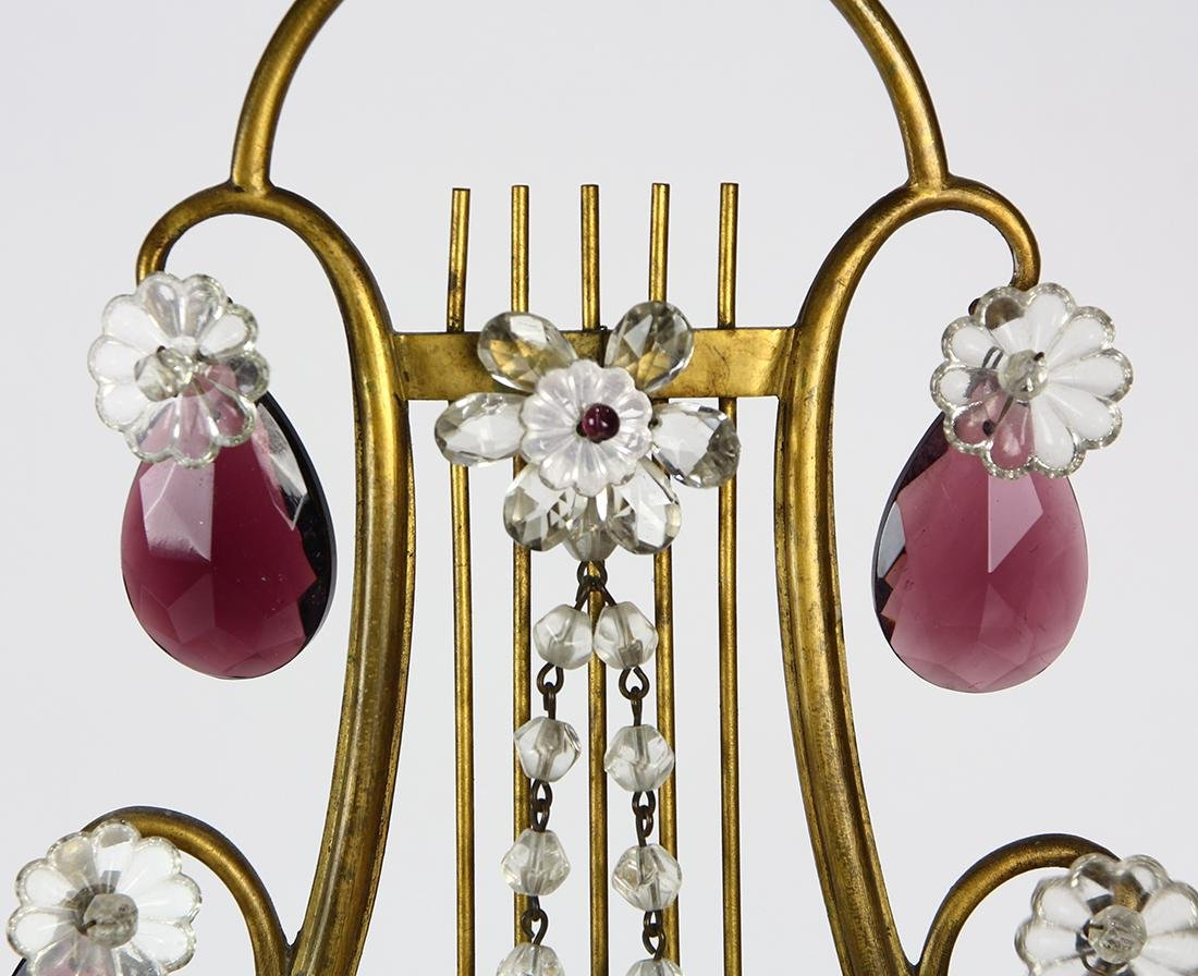 Pair of Louis XV style candelabras - 3