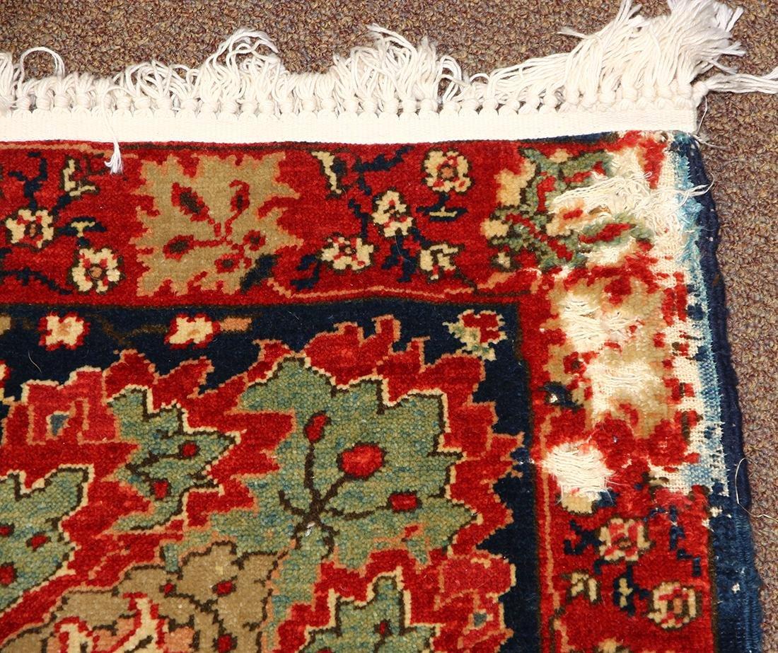 Persian Kashan carpet - 8