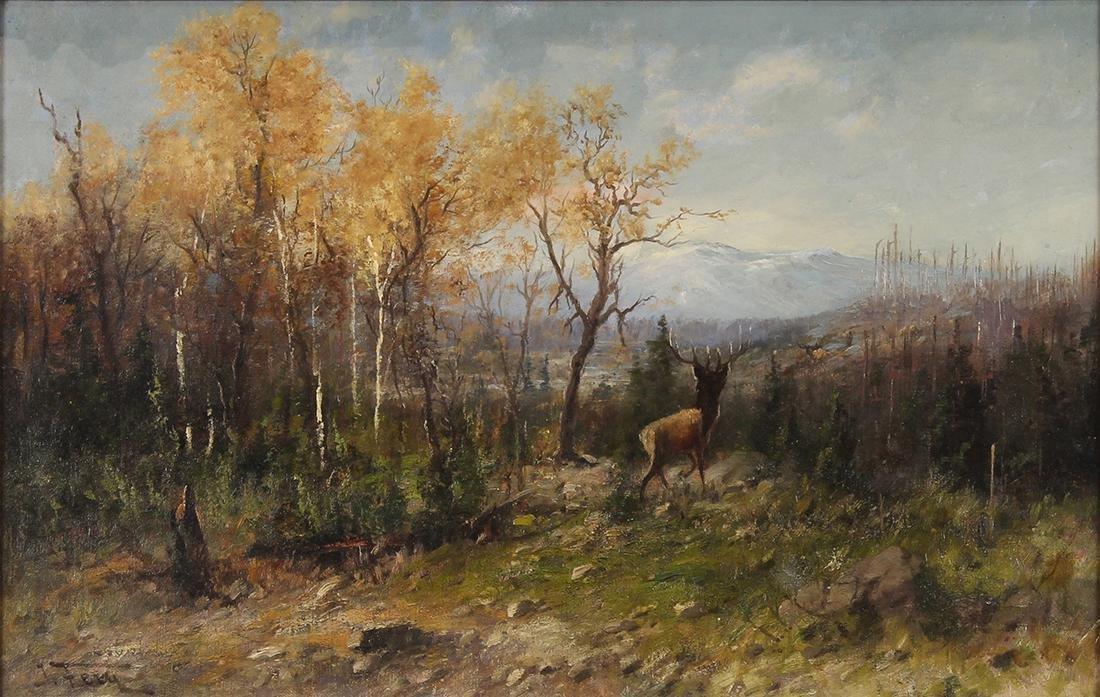 Painting, John Fery
