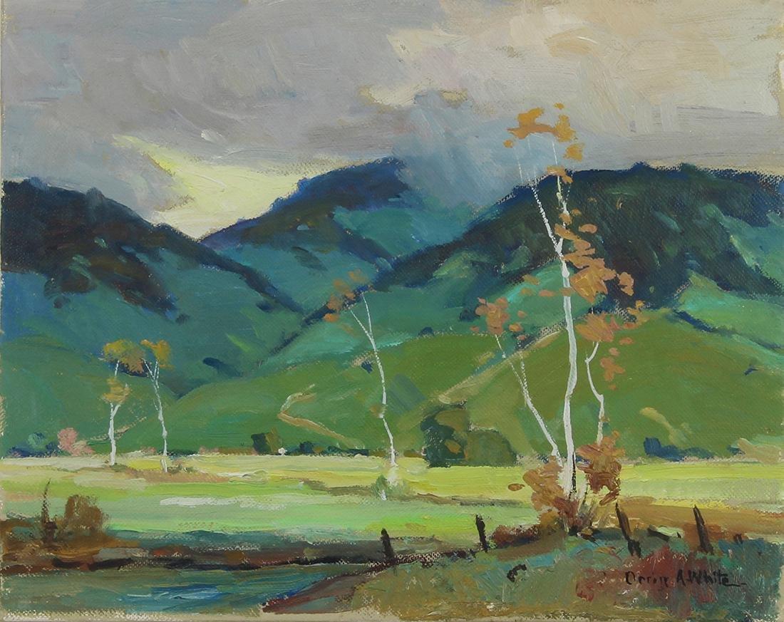 Painting, Orrin White