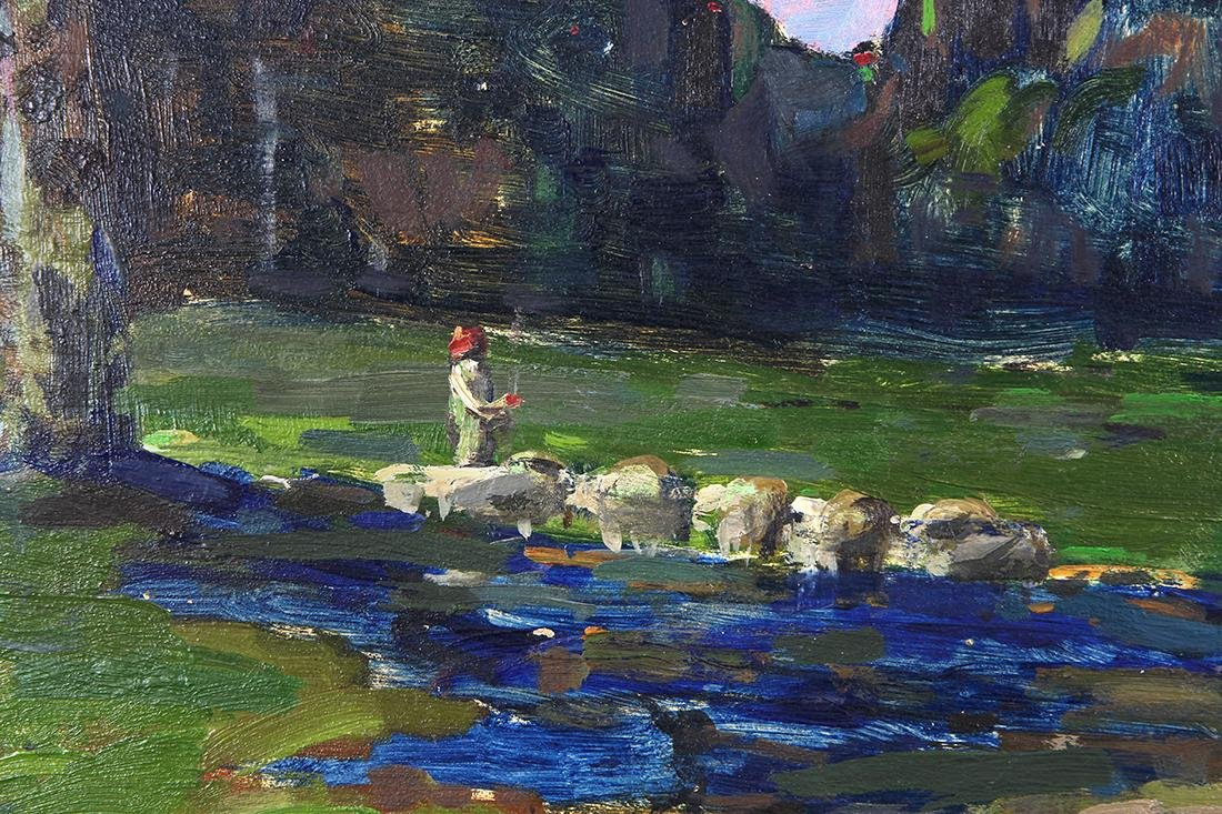 Painting, Karl Schmidt - 4