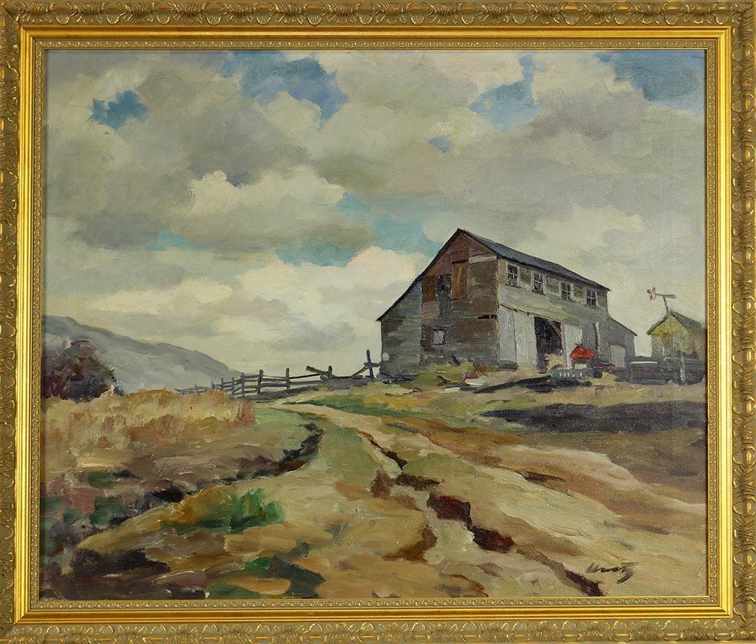Painting, Roger Kuntz - 2