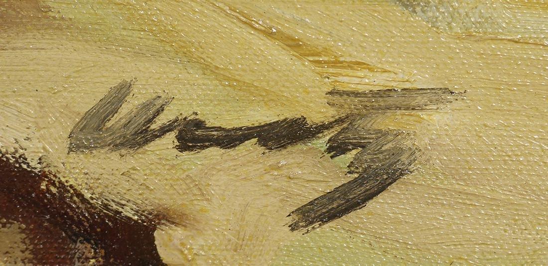 Painting, Roger Kuntz - 3