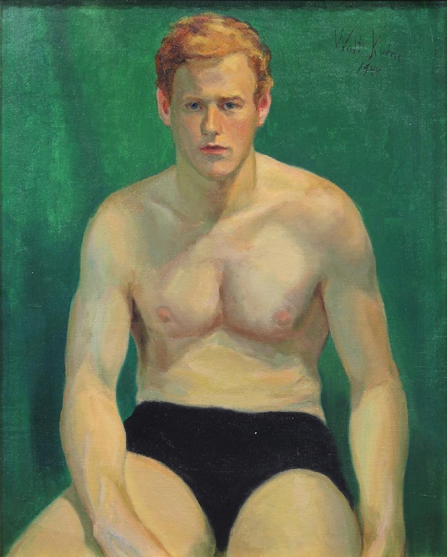 Painting, Walt Kuhn