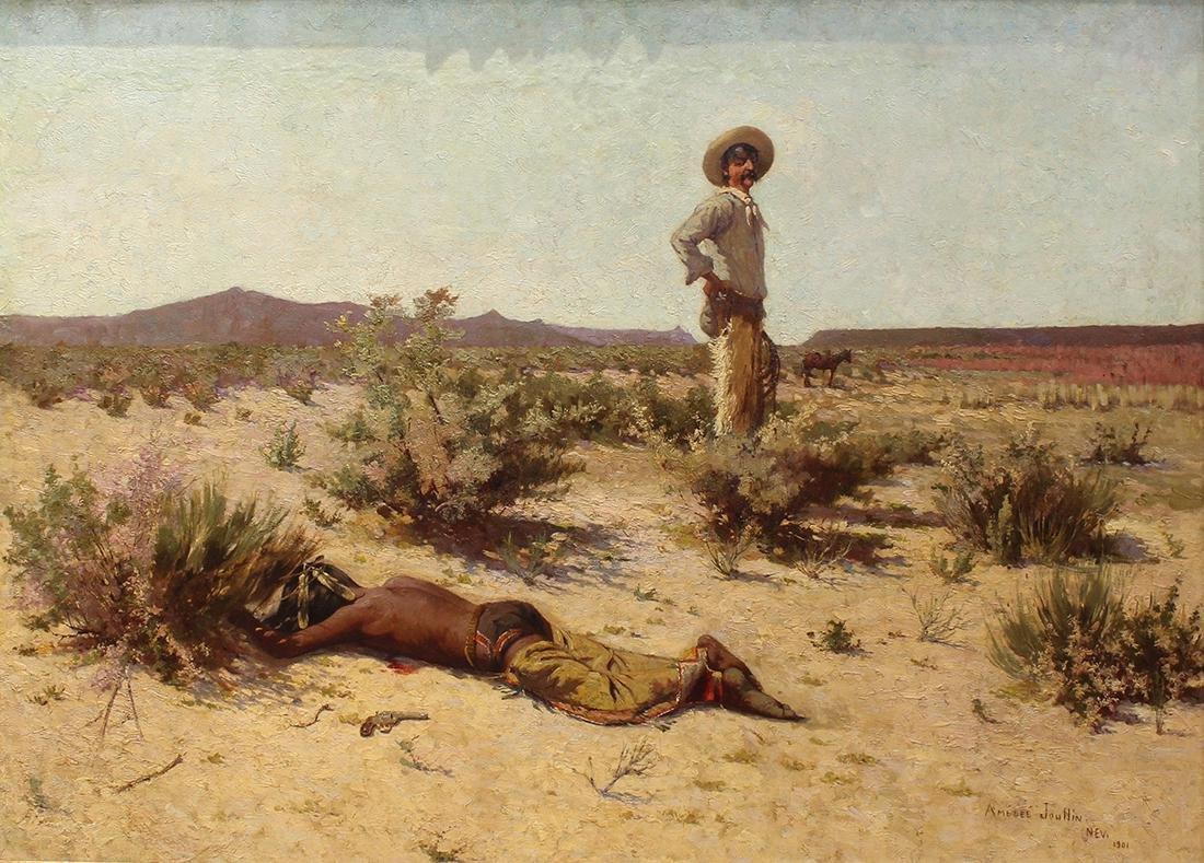 Painting, Amedee Joullin