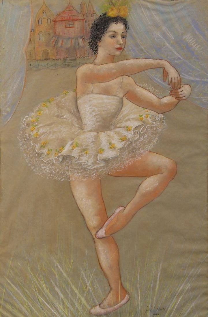 Pastel, Julia Thecla