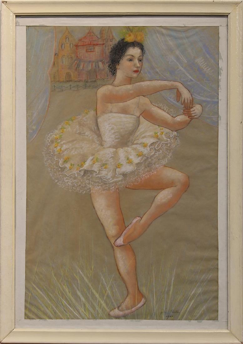 Pastel, Julia Thecla - 2