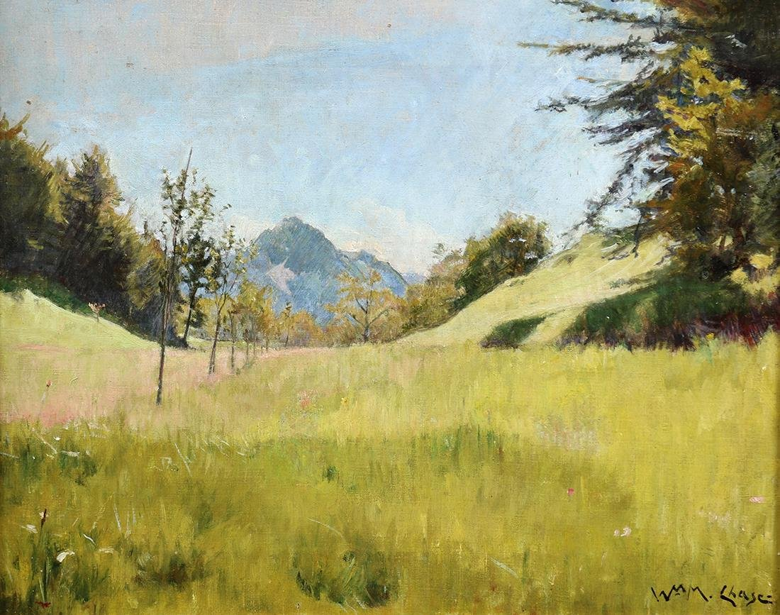 Painting, Attributed to William Merritt Chase