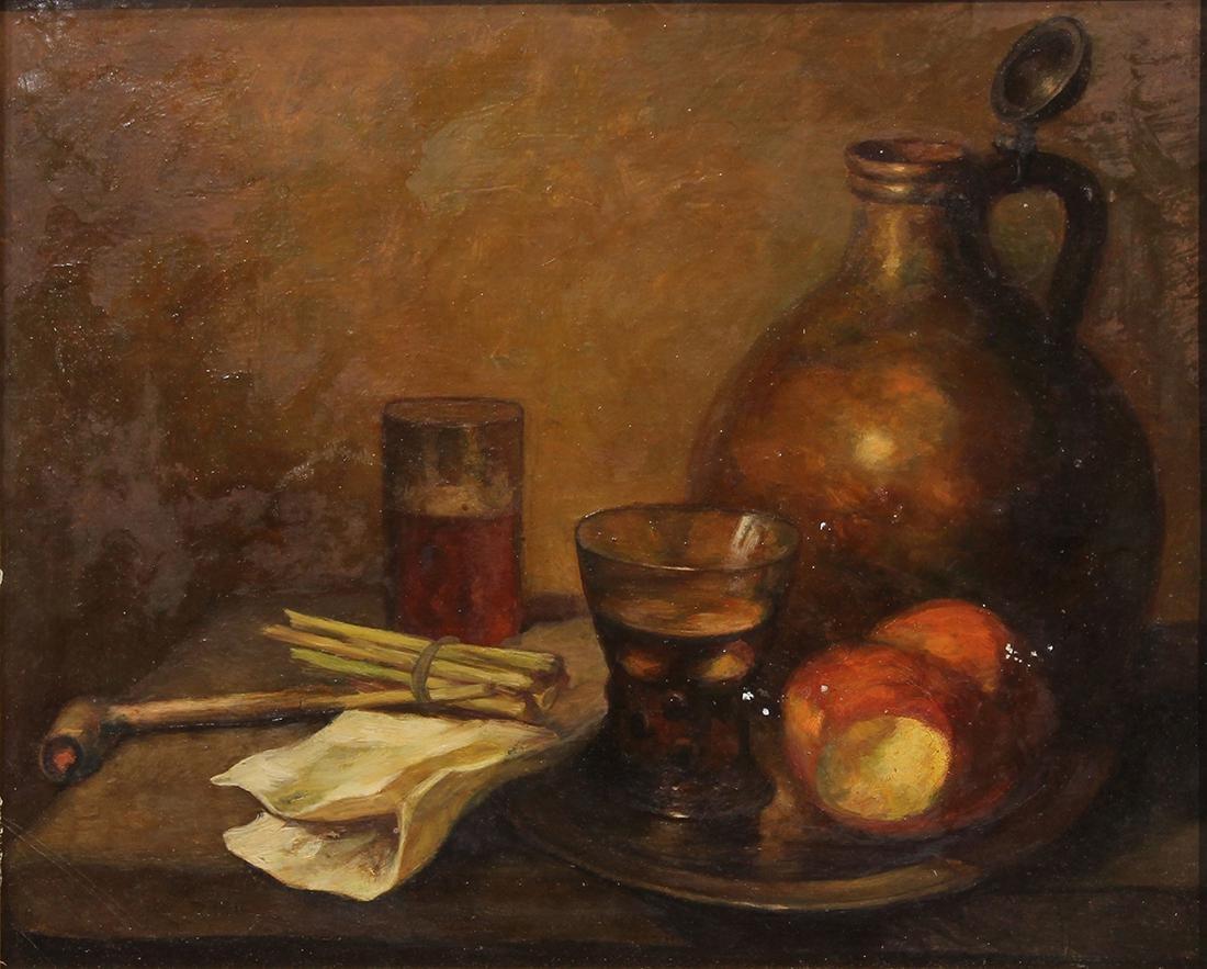 Painting, Claude Claudine Hirst