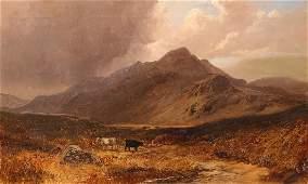 Painting, Alfred Fontville De Breanski Jr