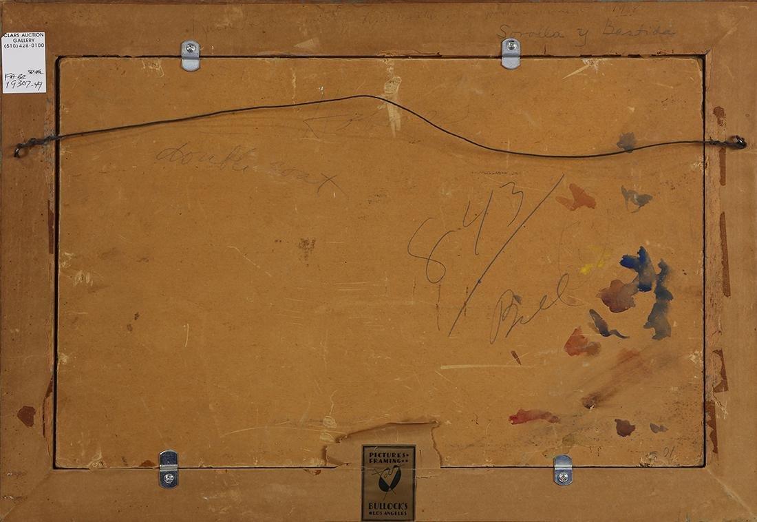 Painting, Circle of Joaquin Sorolla y Bastida - 3