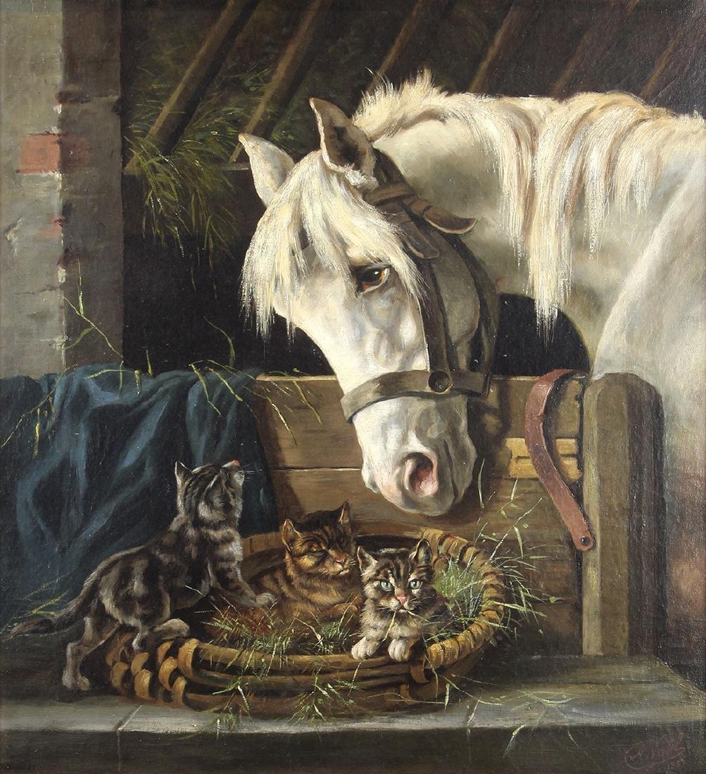 Painting, Hugo Wilgelm Nahl