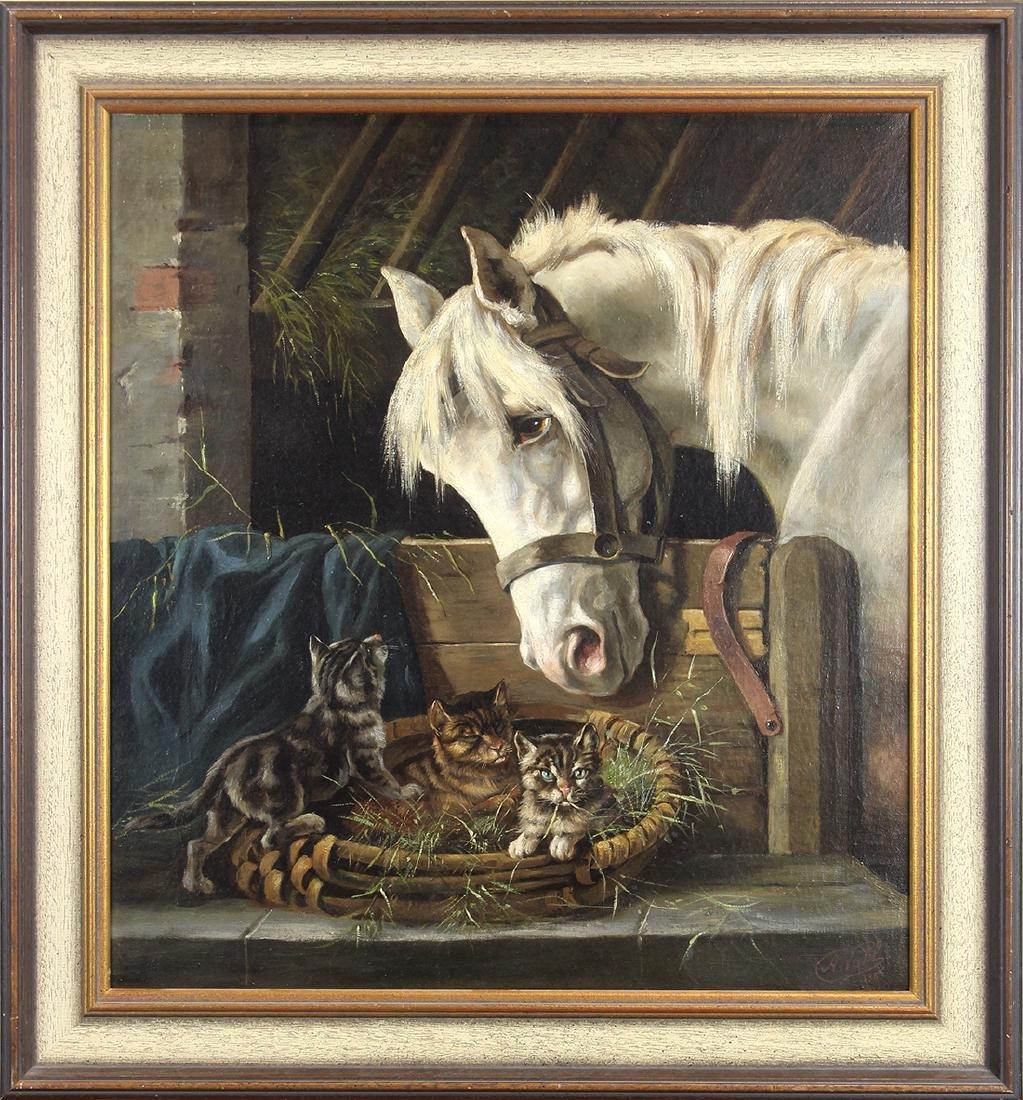 Painting, Hugo Wilgelm Nahl - 2