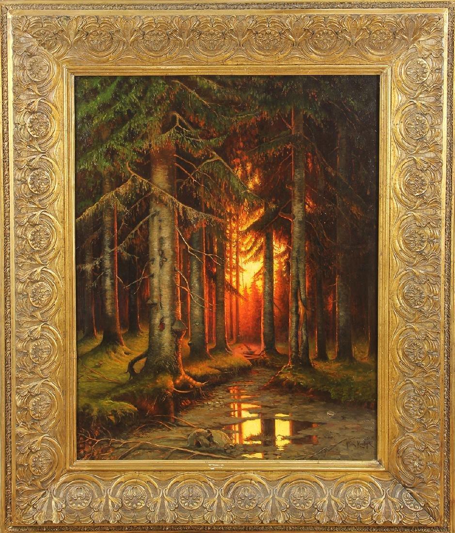 Painting, Yuliy Yulevich (Julius) Klever - 2