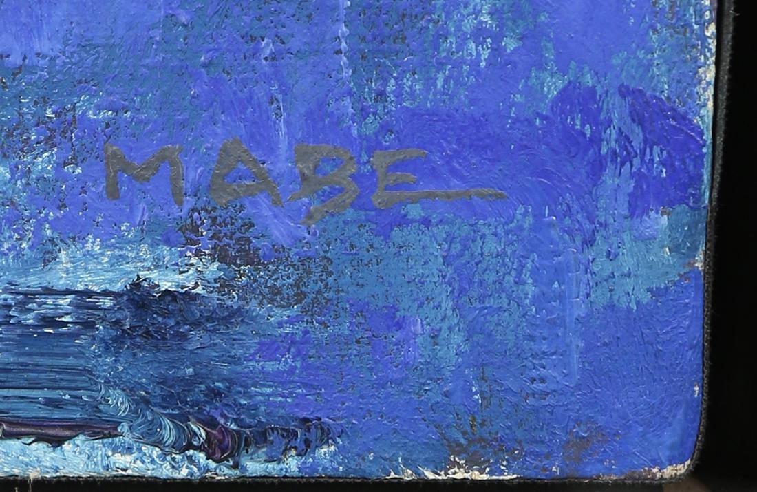 Painting, Manabu Mabe - 3