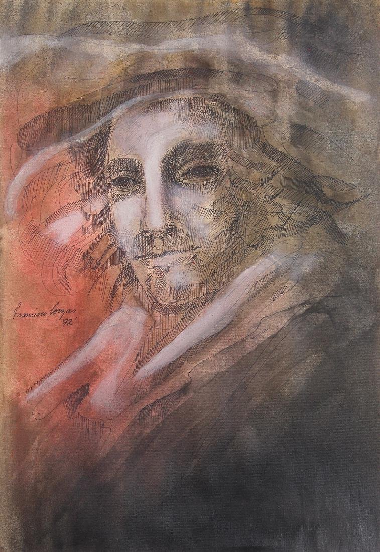 Work on Paper, Francisco Corzas