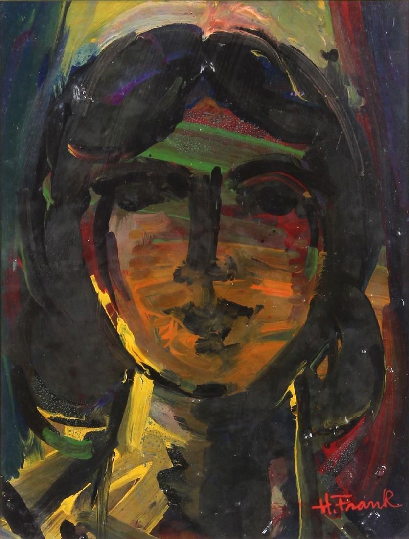 Painting, Harold Frank