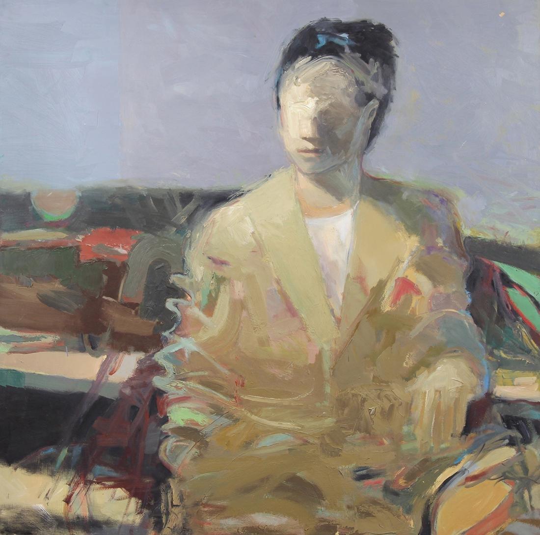 Painting, James Chaffee
