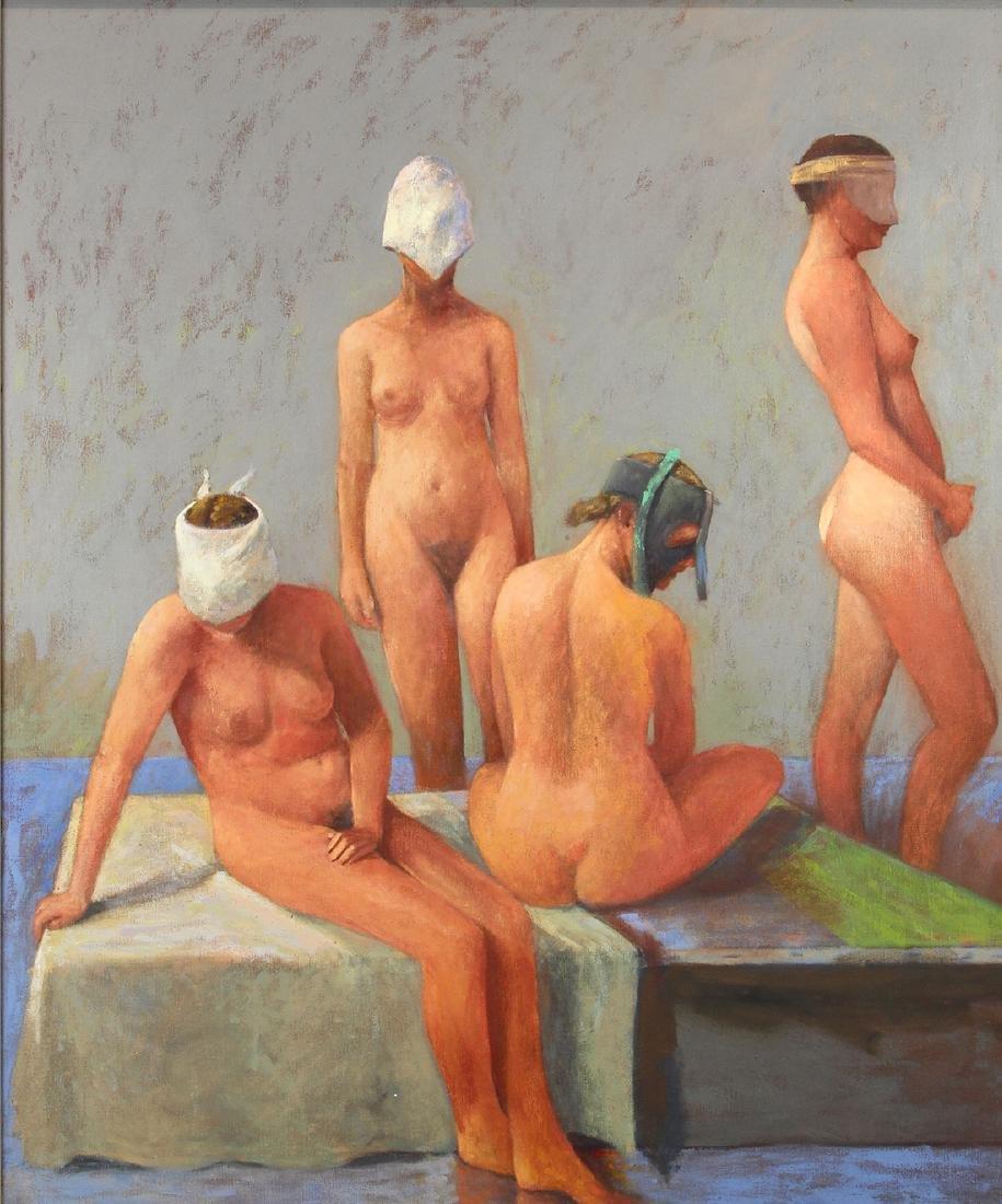 Painting, Troy Dalton