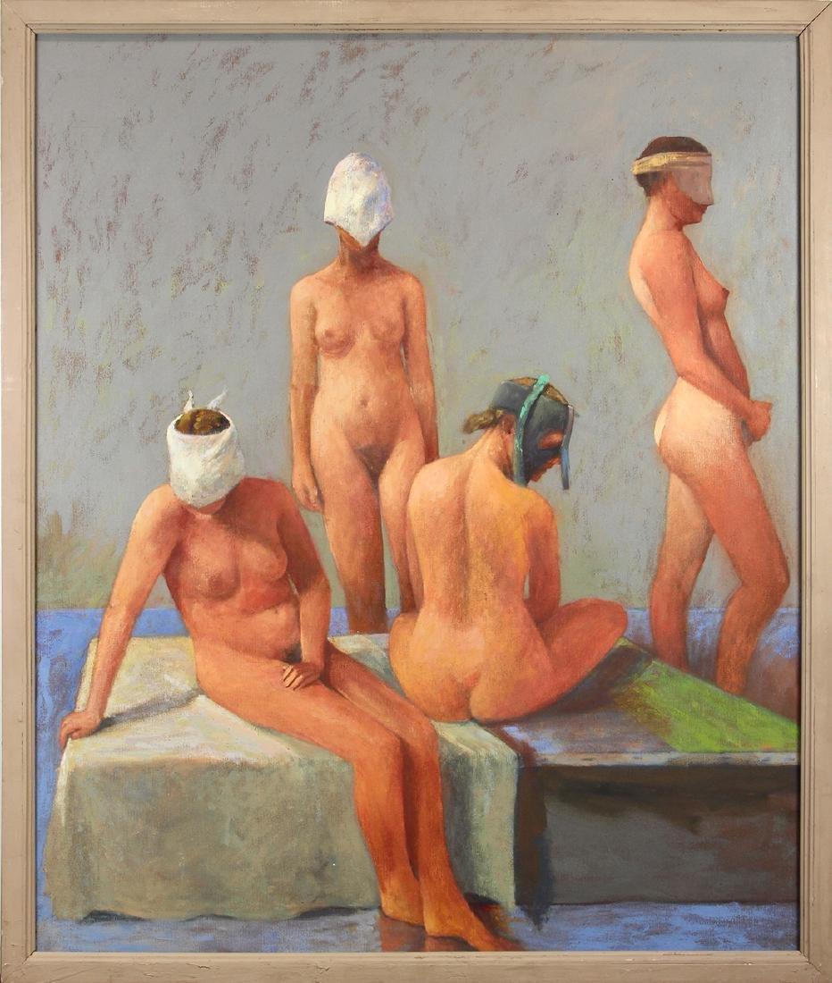 Painting, Troy Dalton - 2