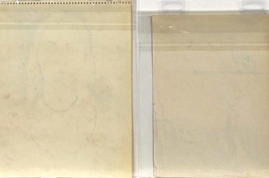 Drawings, Mernet Larsen - 3