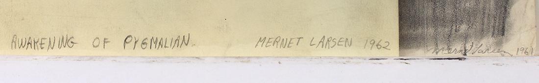Drawings, Mernet Larsen - 4