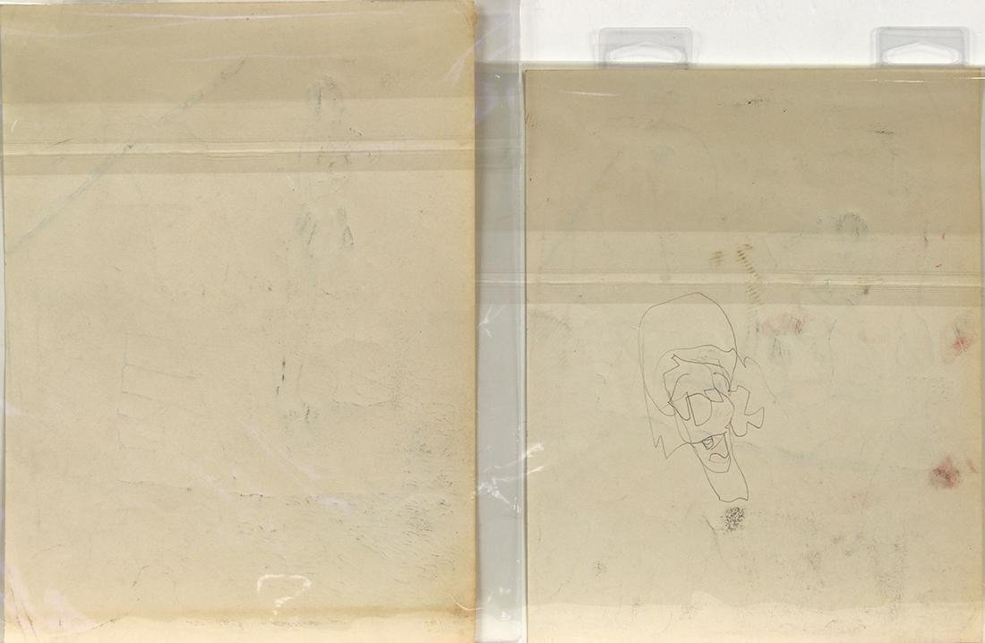 Drawings, Mernet Larsen - 5