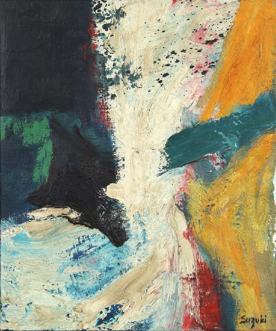 Painting, James Suzuki