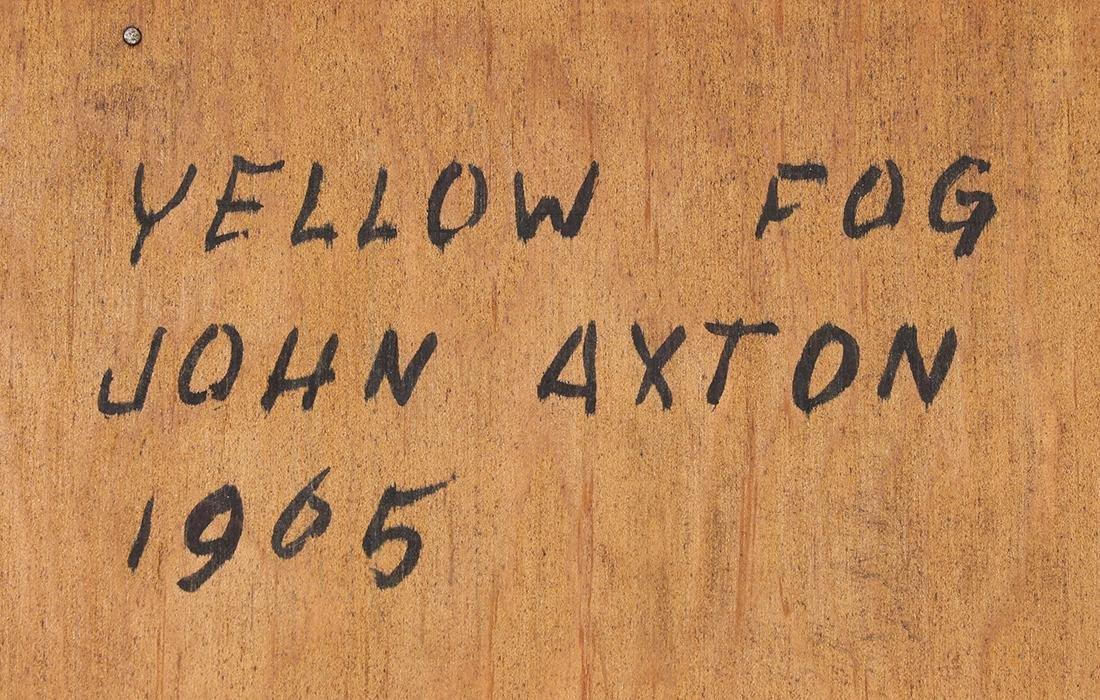 Painting, John Axton III - 4